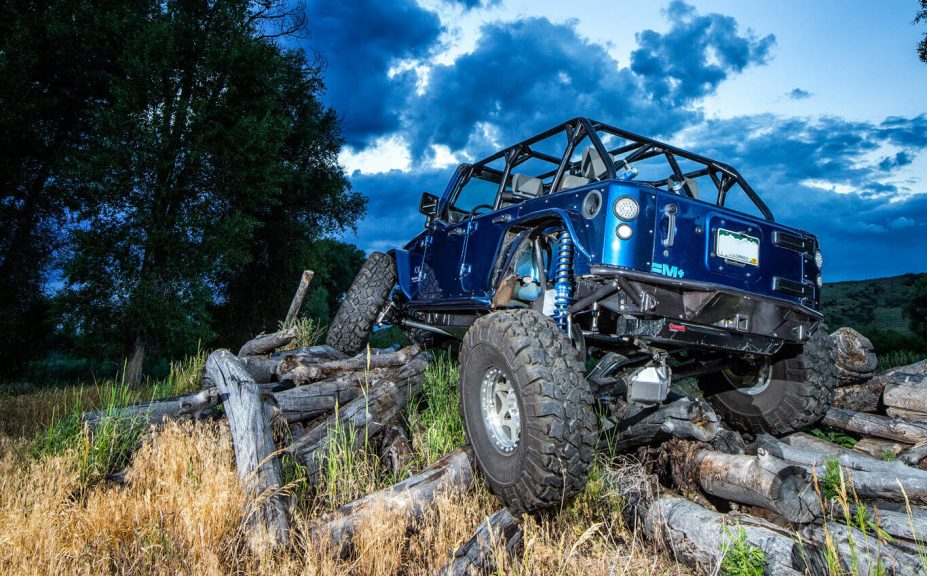 custom off road shop
