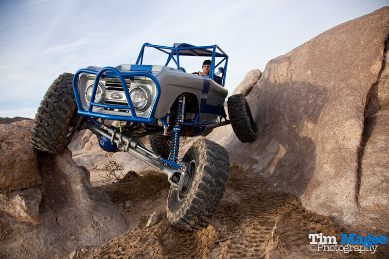 off road buggy build